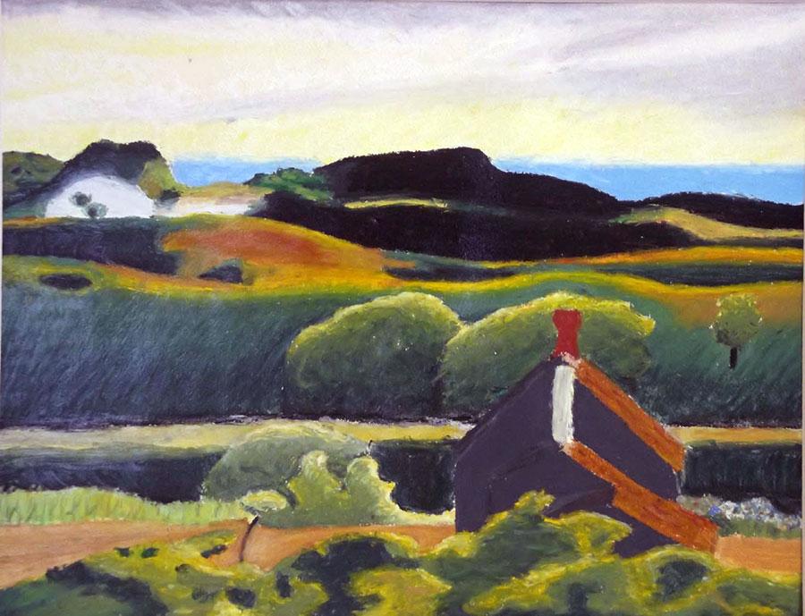 Teresa D., Hopper Study, Grade 8