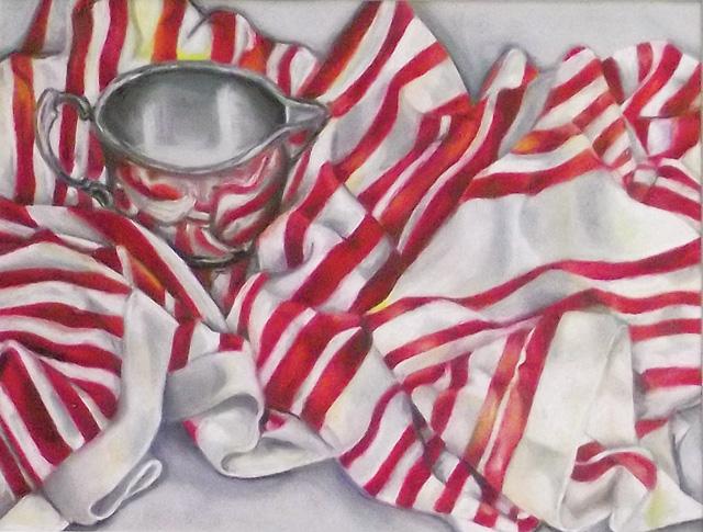 Catie D., Oil Pastels