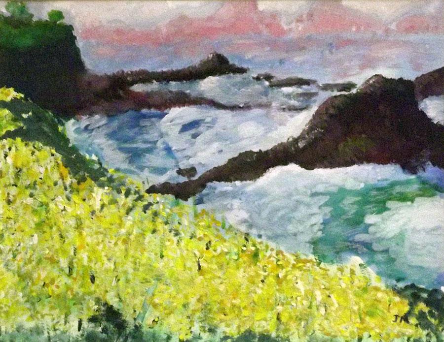 Jack M., Hopper Study, Grade 8