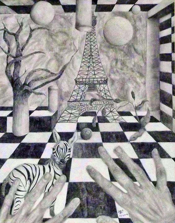 Stephanie S., Surrealism
