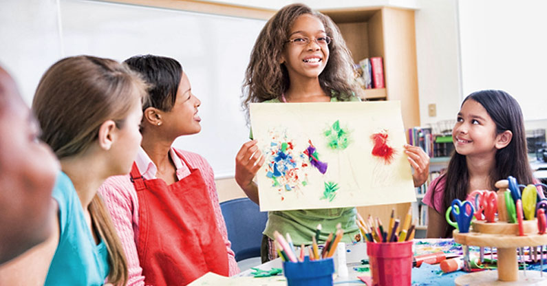 Supplemental Art Classes Are Essential for Gifted Middle School Artists